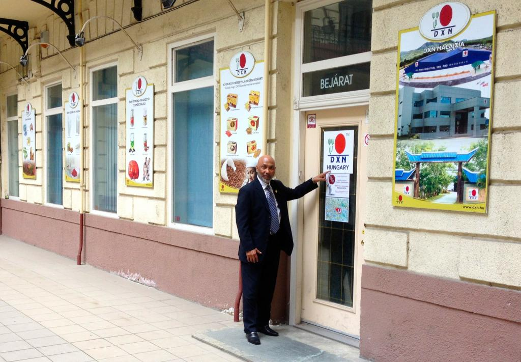 Mr. Fatemi Ghani Magyarországon