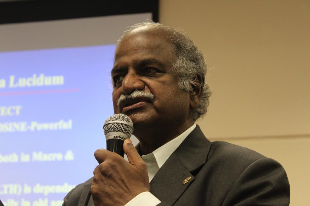 Dr. S. Ranjan