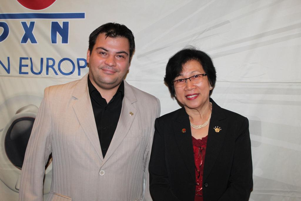 Jane Yau, Executive Crown Diamond (Malaysia)