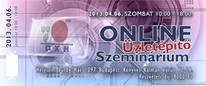 2013.04.06 Online Üzletépítő Szeminárium
